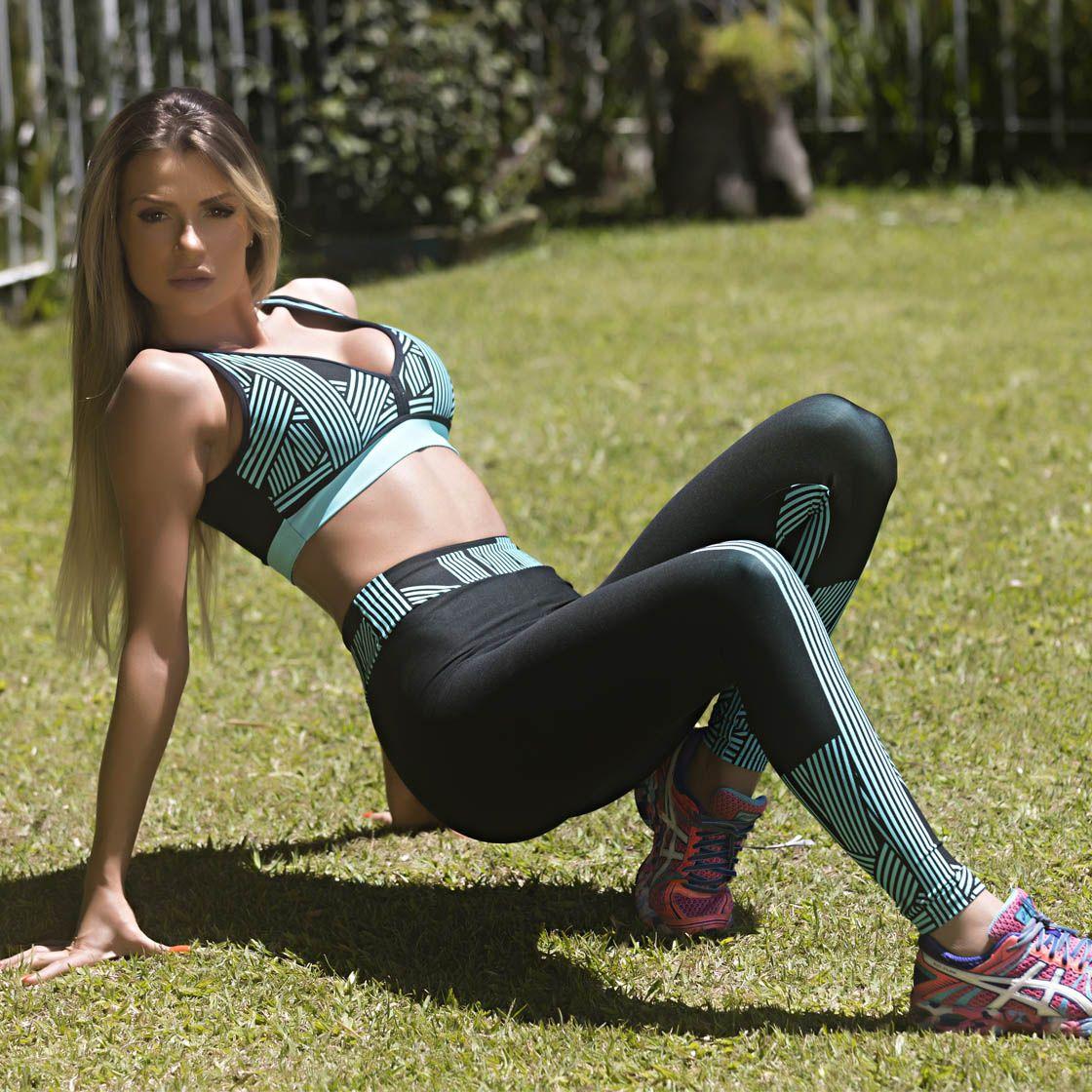 Notícias - Moda Fitness: Roupas Fitness Femininas | Santa Forma ...