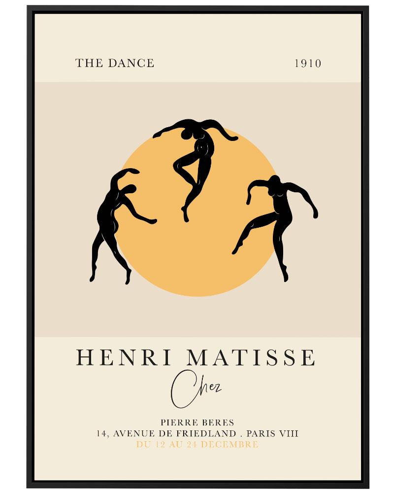 A Dança De Matisse