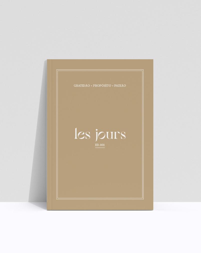 Caderno Flexível Les Jours