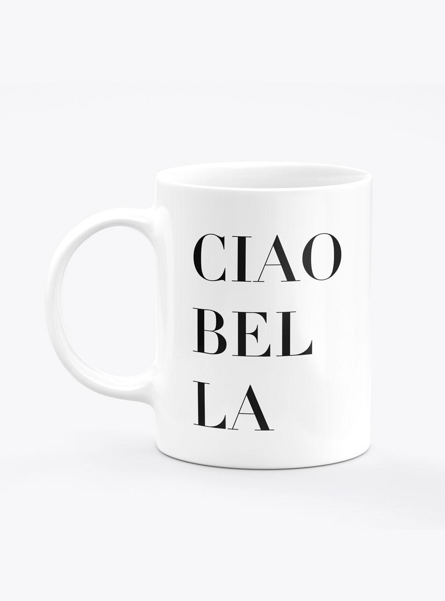 Caneca Ciao Bella!