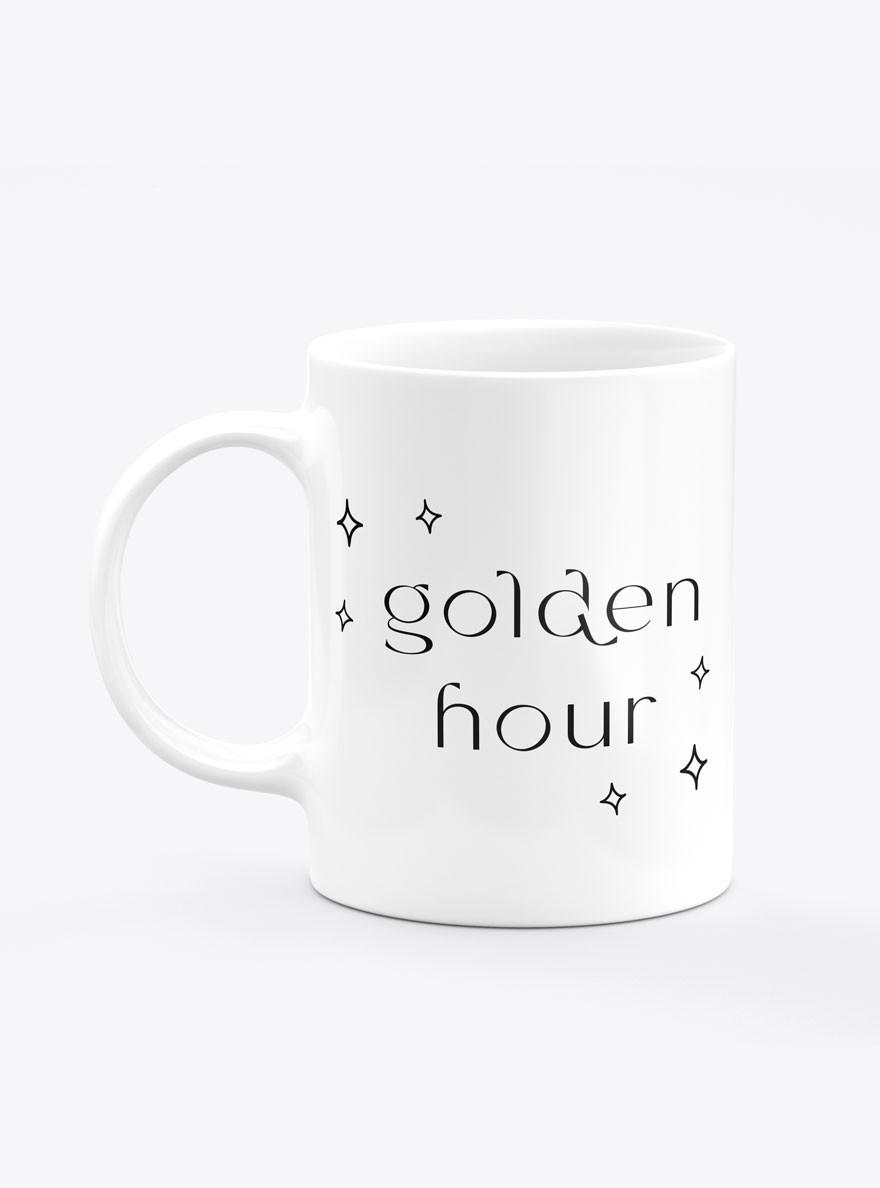 Caneca Golden Hour