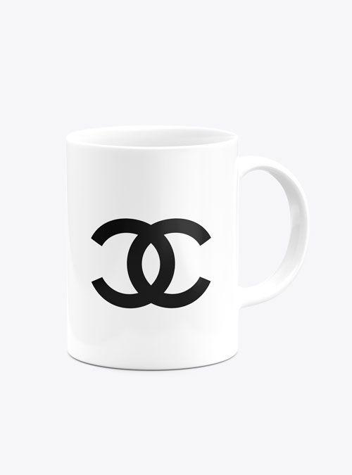 Caneca I Swear on My Chanel