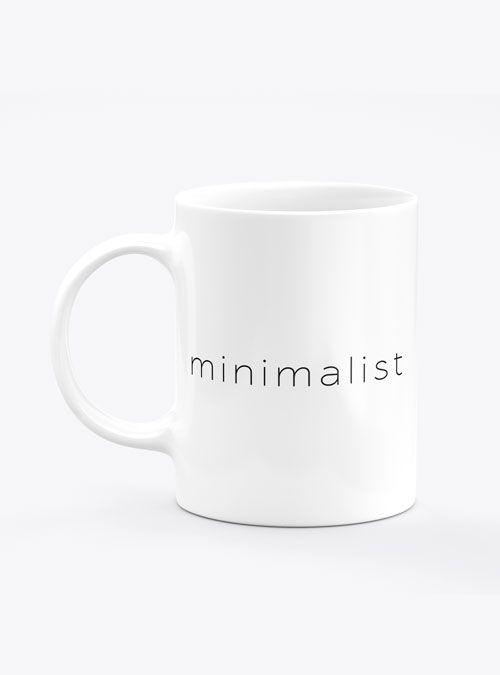 Caneca Minimalist