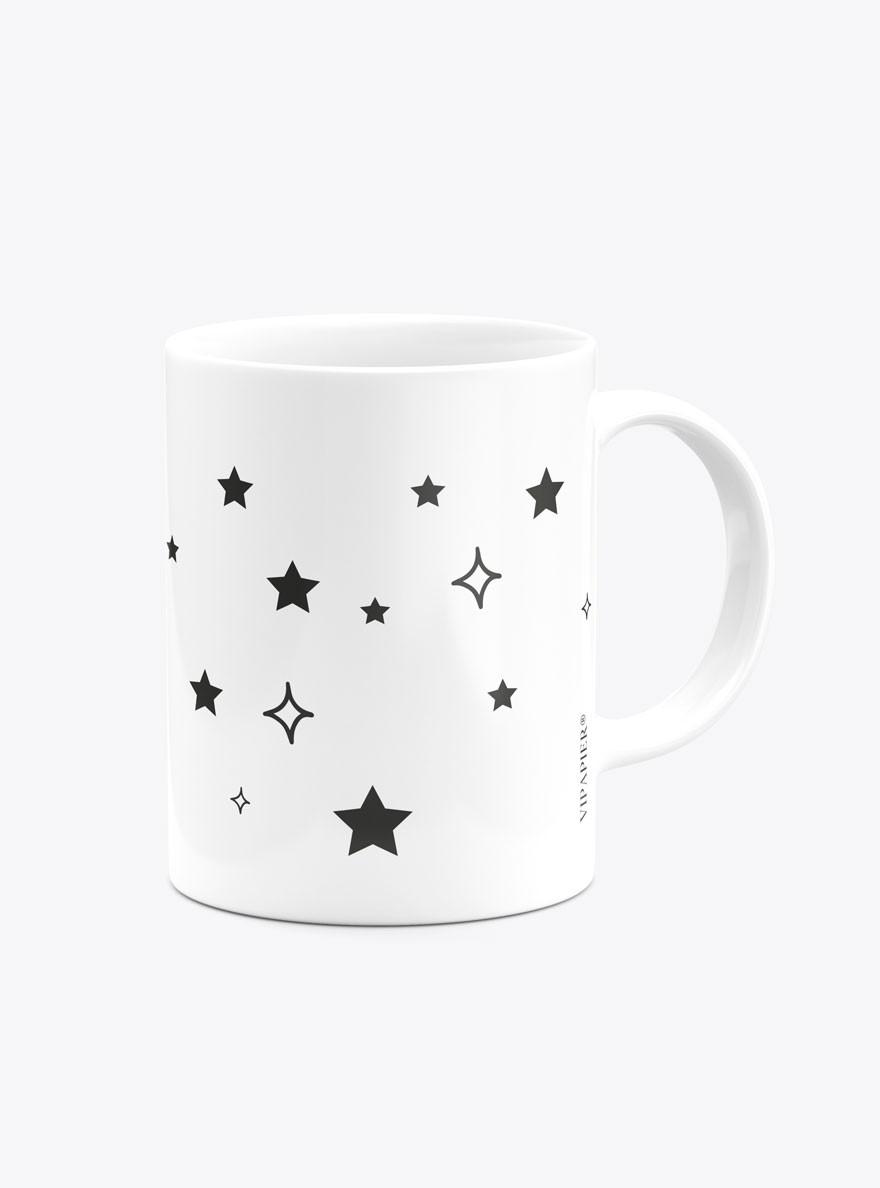 Caneca Personalizada Estrelas