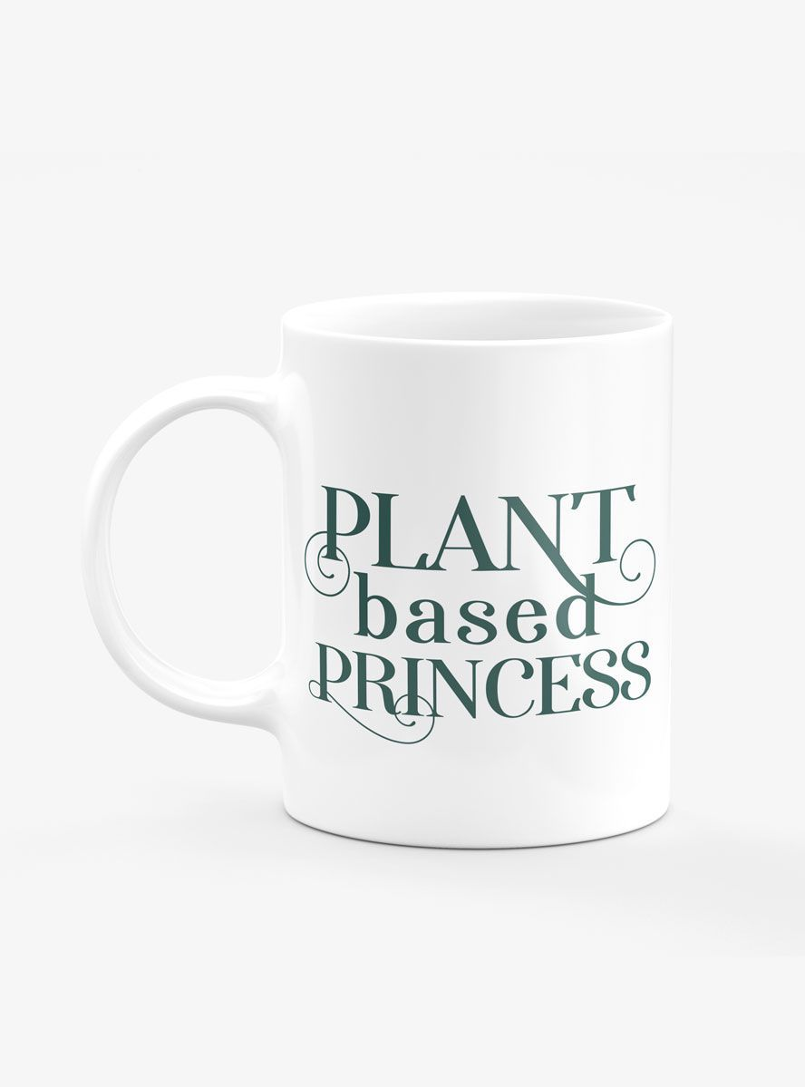 Caneca Plant Based Princess