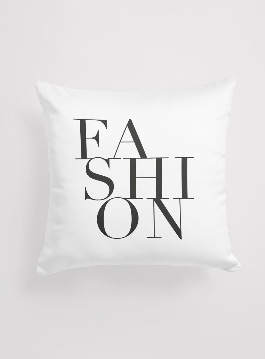 Capa Almofada Fashion
