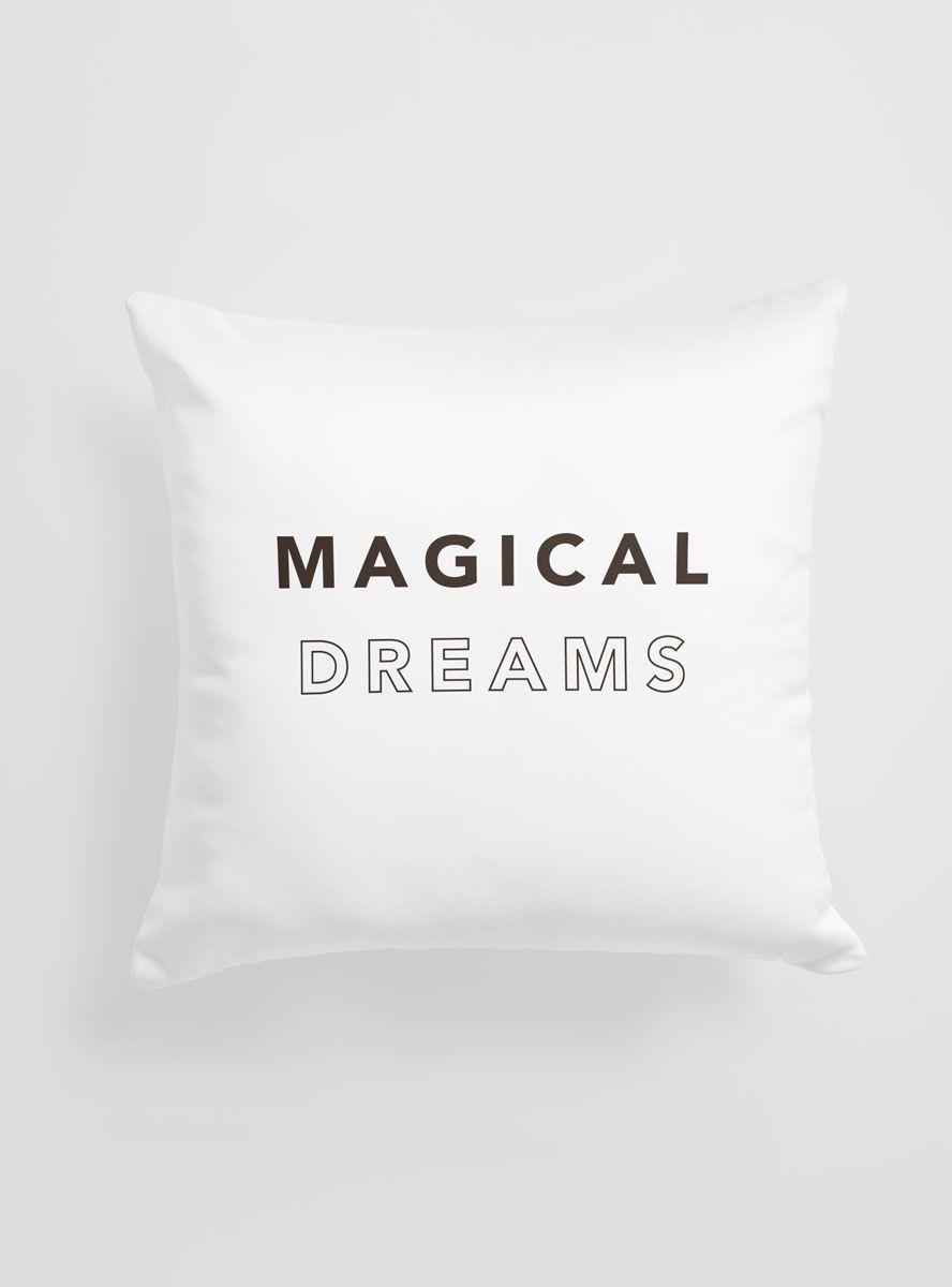Capa Almofada Magic Dreams