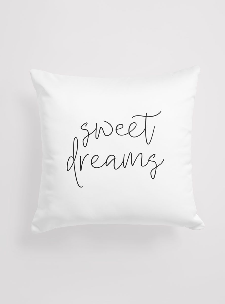 Capa Almofada Sweet Dreams