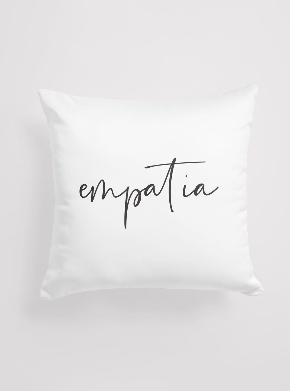Capa de Almofada Empatia