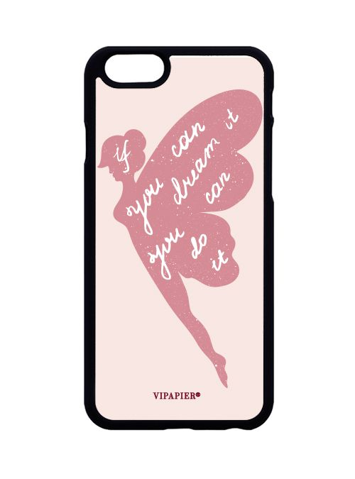 Case iPhone 6/6S You Can Do It