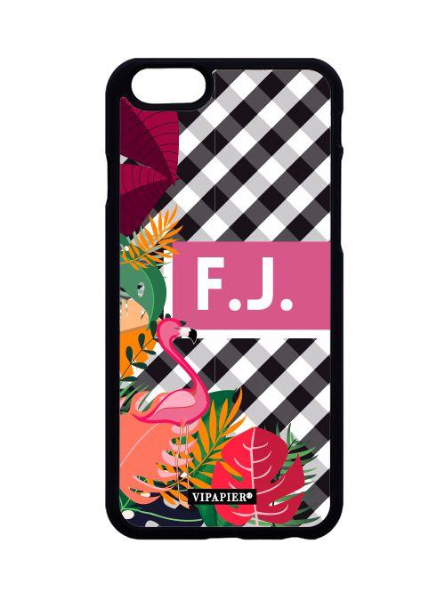 Case iPhone 6/6S PLUS Flamingo