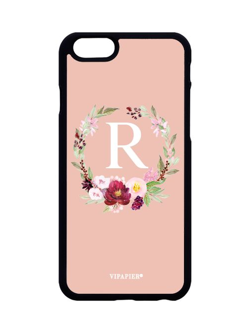 Case iPhone 6/6S Flower Nude