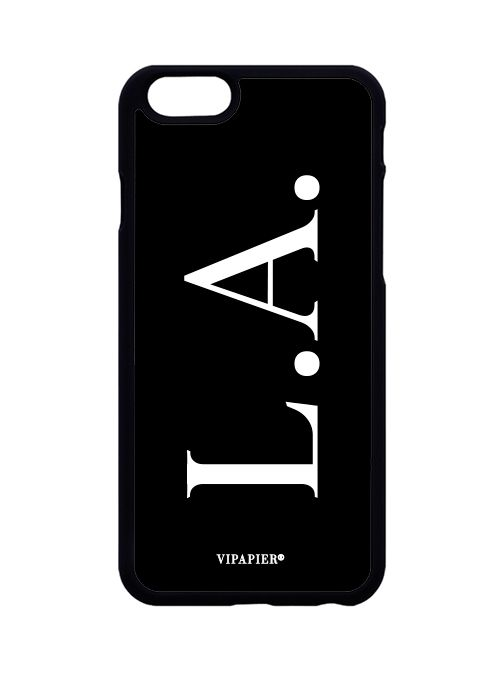 Case iPhone 6/6S Iniciais Black
