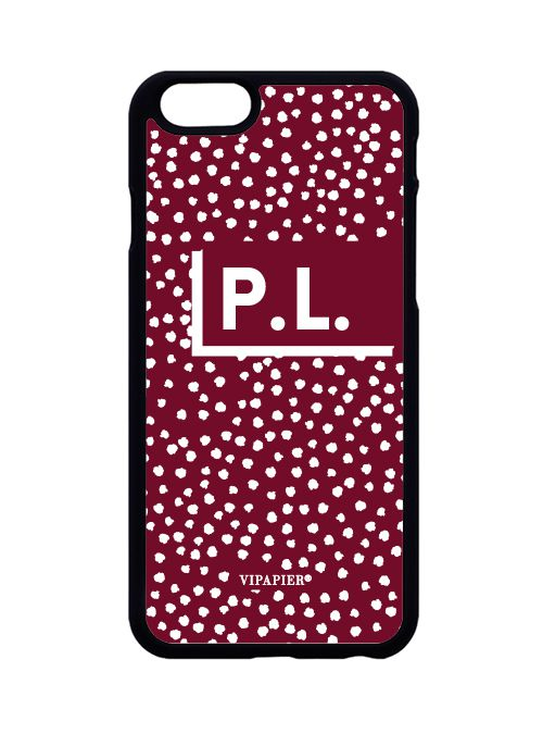 Case iPhone 6/6S Marsala