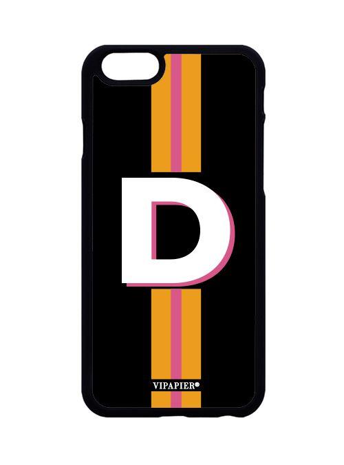 Case iPhone 6/6S PLUS Stripe Ginger