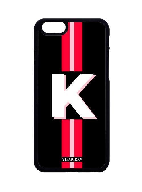 Case iPhone 6/6S Stripe Red