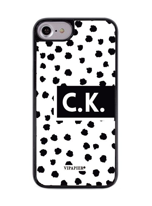 Case iPhone 7/8 Poá Black