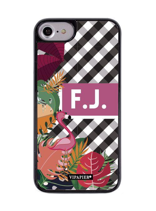 Case iPhone 7/8 PLUS Flamingo