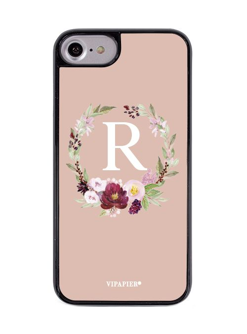 Case iPhone 7/8 Flower Nude