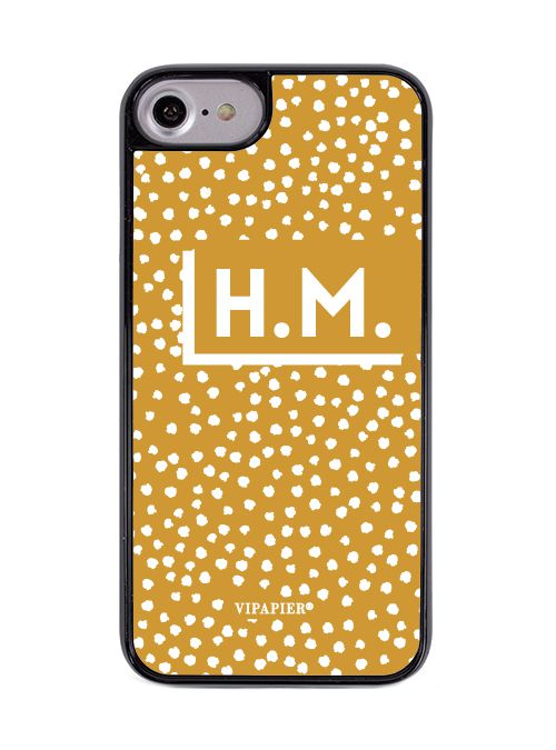 Case iPhone 7/8 Ginger