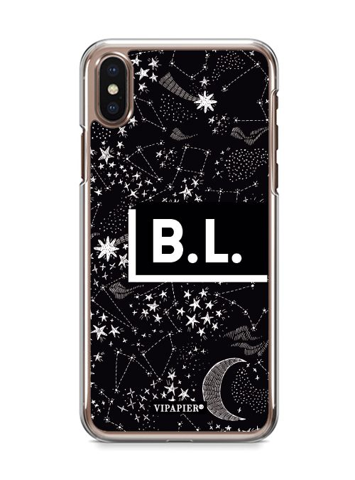 Case iPhone X Constelações