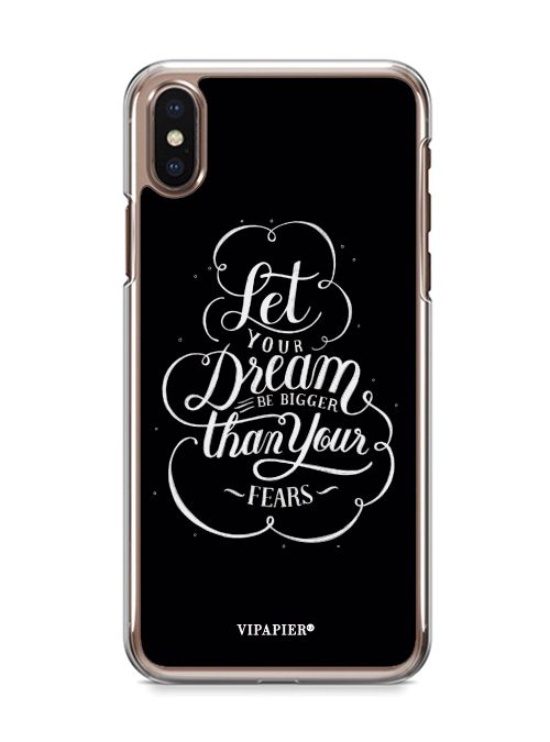 Case iPhone X Dream
