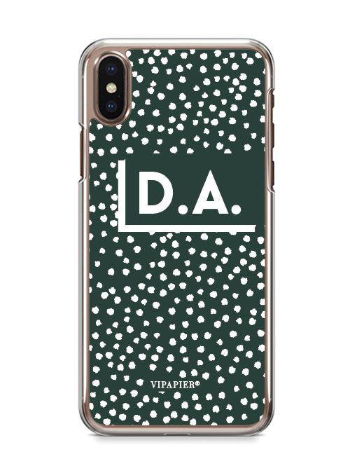 Case iPhone X Esmeralda