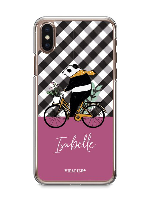 Case iPhone X Panda