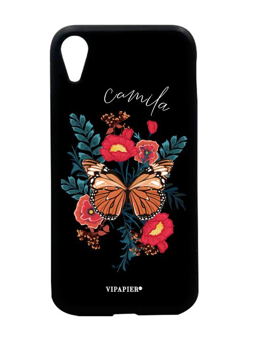 Case iPhone XR Butterfly