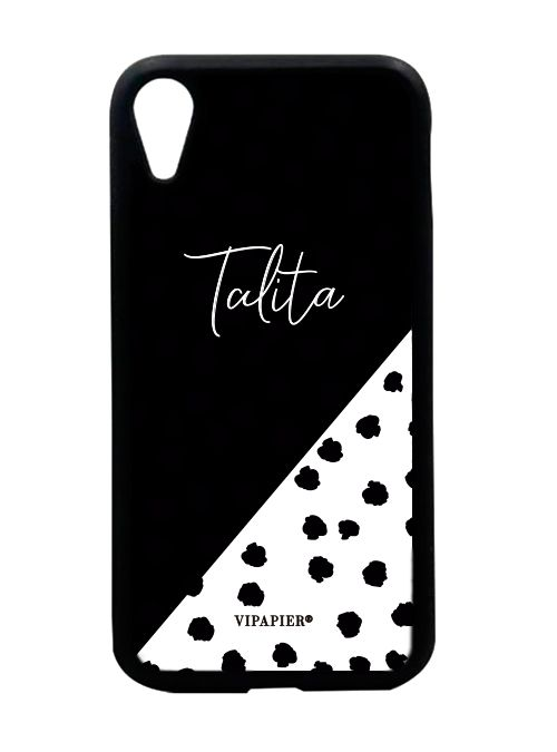 Case iPhone XR Dots