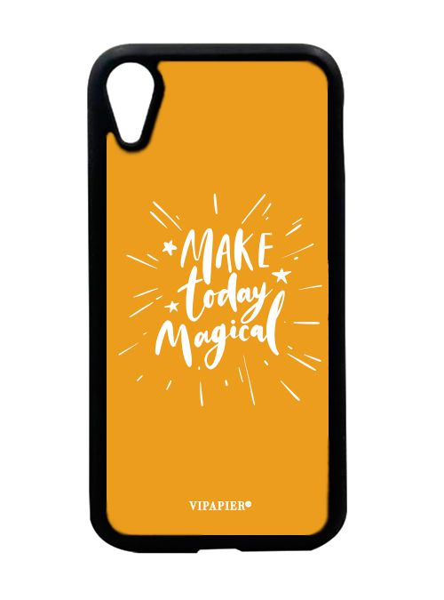 Case iPhone XR Make Today Magical