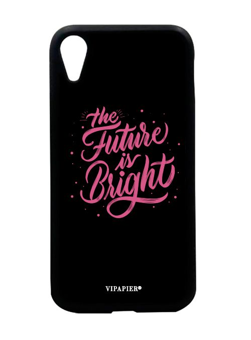 Case iPhone XR The Future Is Bright