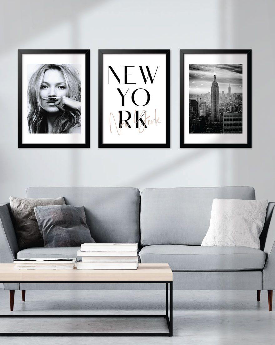 Kit de Quadros - New York Lover