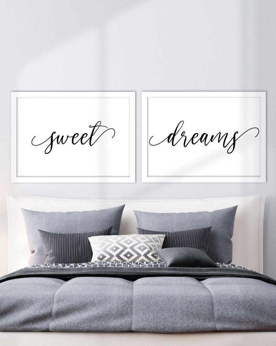 Kit de Quadros - Sweet Dreams