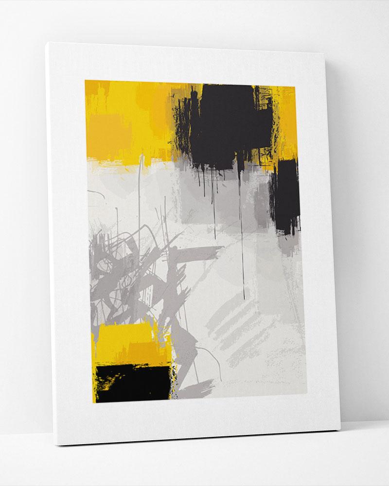 Placa Decorativa Abstrato Pantone 2021