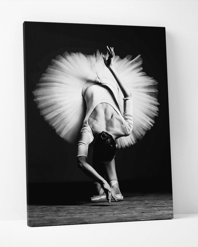 Placa Decorativa Ballet