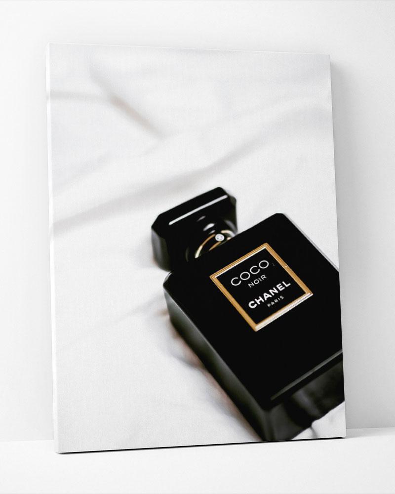 Placa Decorativa Black Parfum