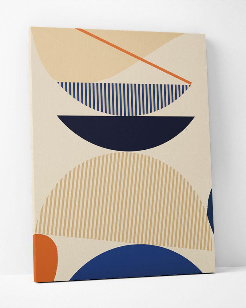Placa Decorativa Formas Da Vida III