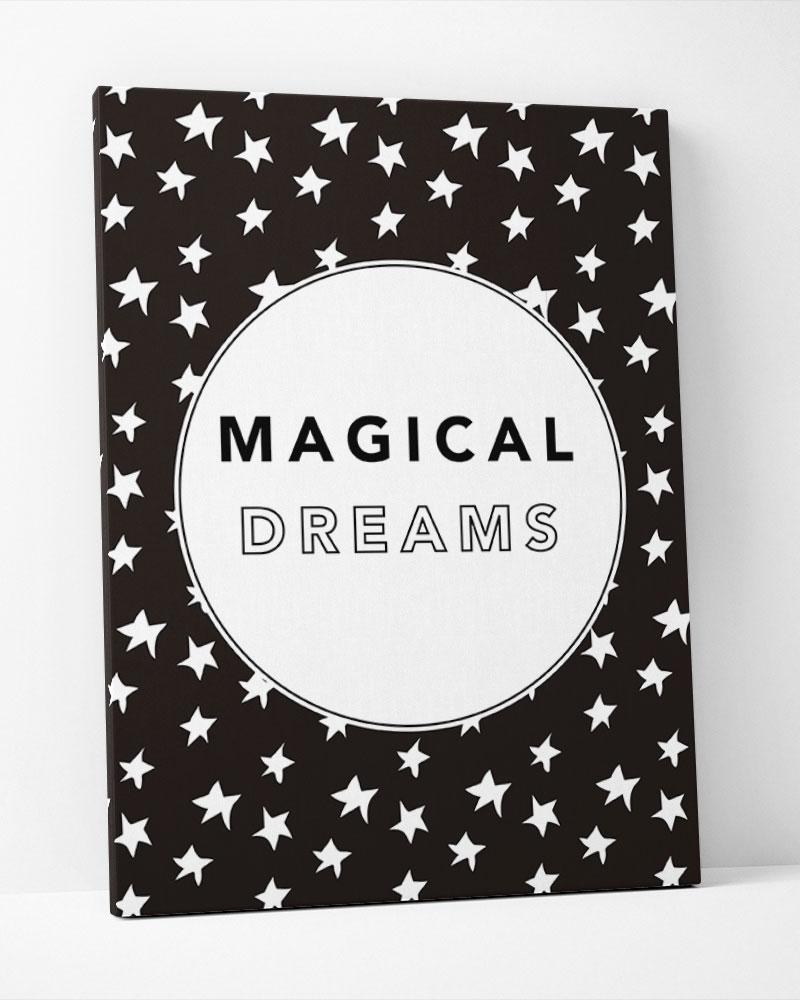 Placa Decorativa Magical