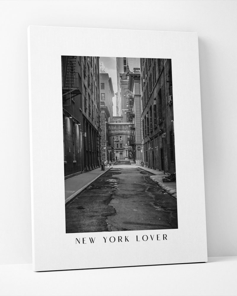 Placa Decorativa New York Lover