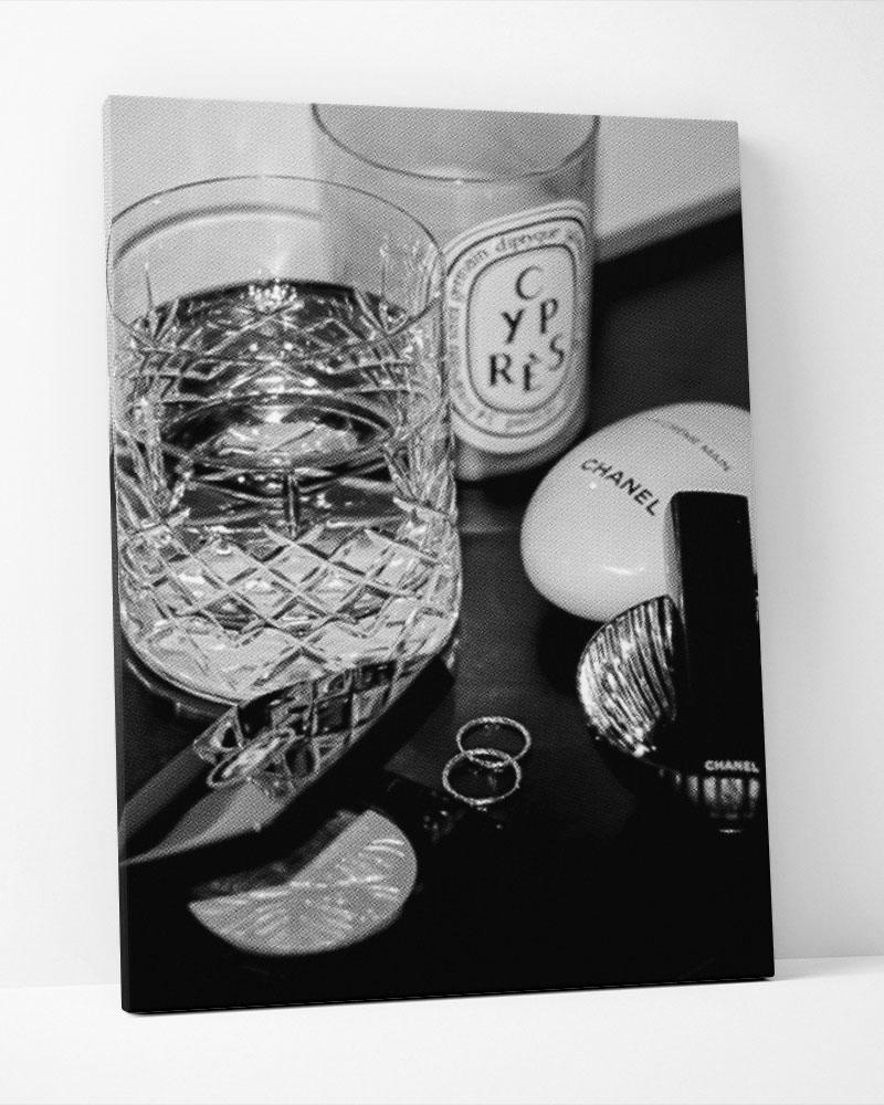 Placa Decorativa Nigth Essentials