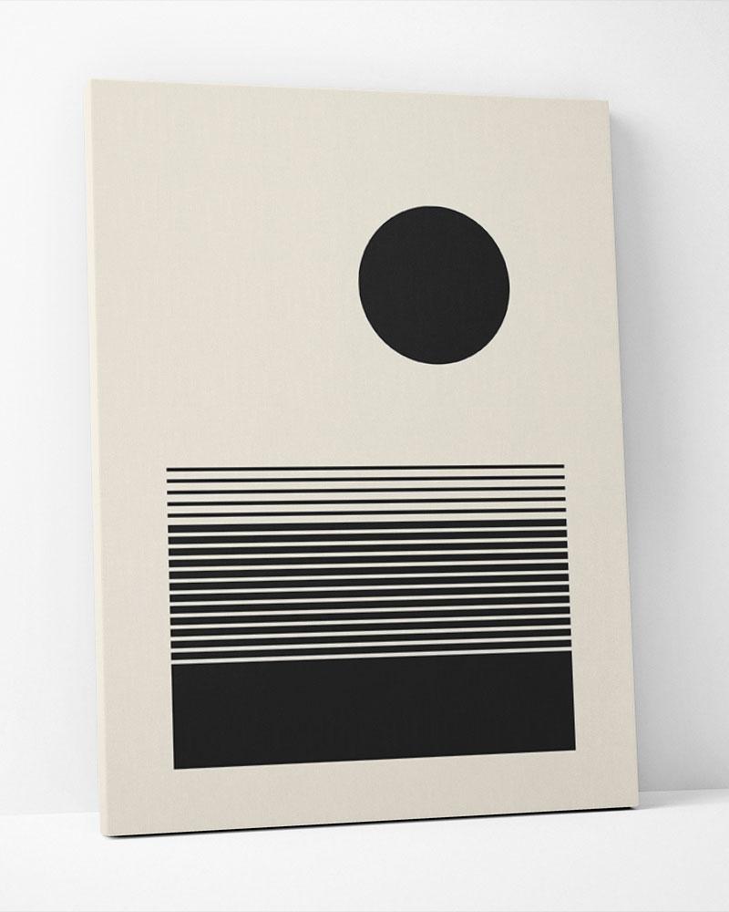 Placa Decorativa Shape Abstrato II