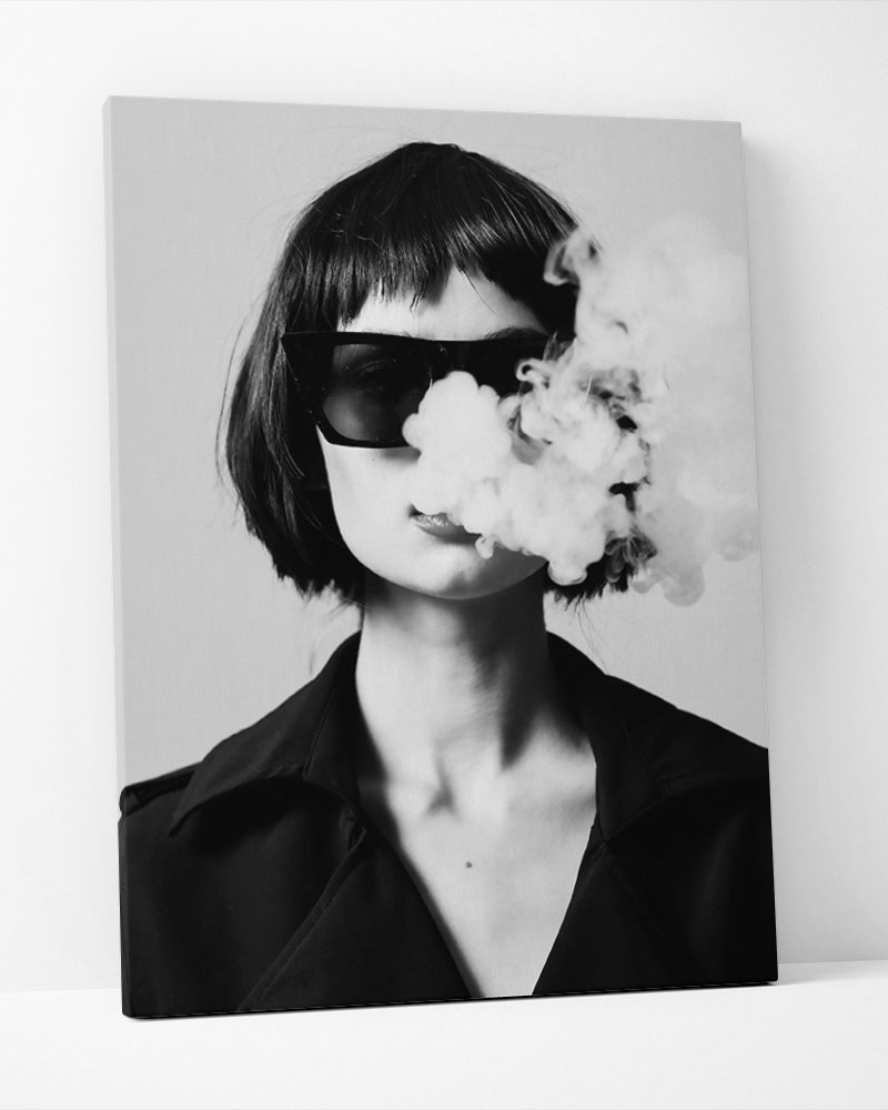 Placa Decorativa Smoke Signals