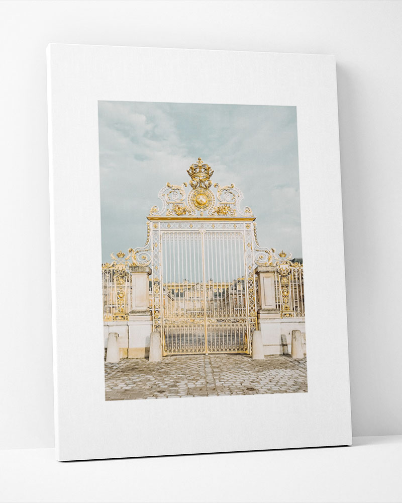 Placa Decorativa Versailles