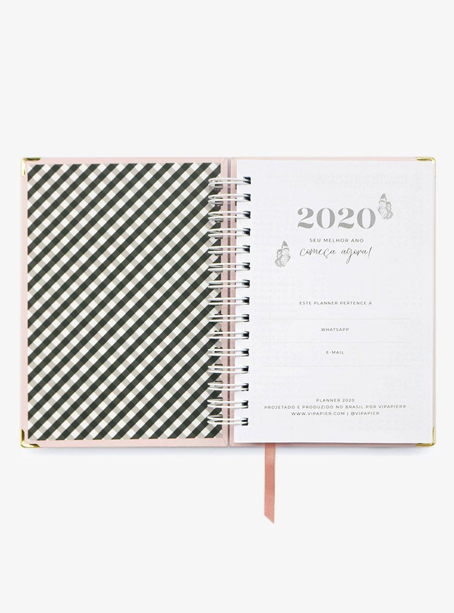 Planner 2020 Blush