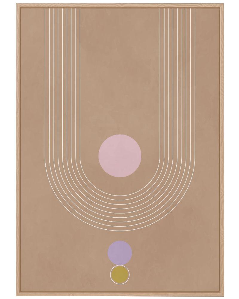Quadro Abstrato Mid II