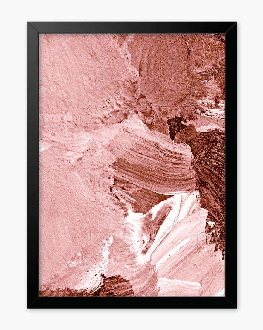 Quadro Abstrato Paint