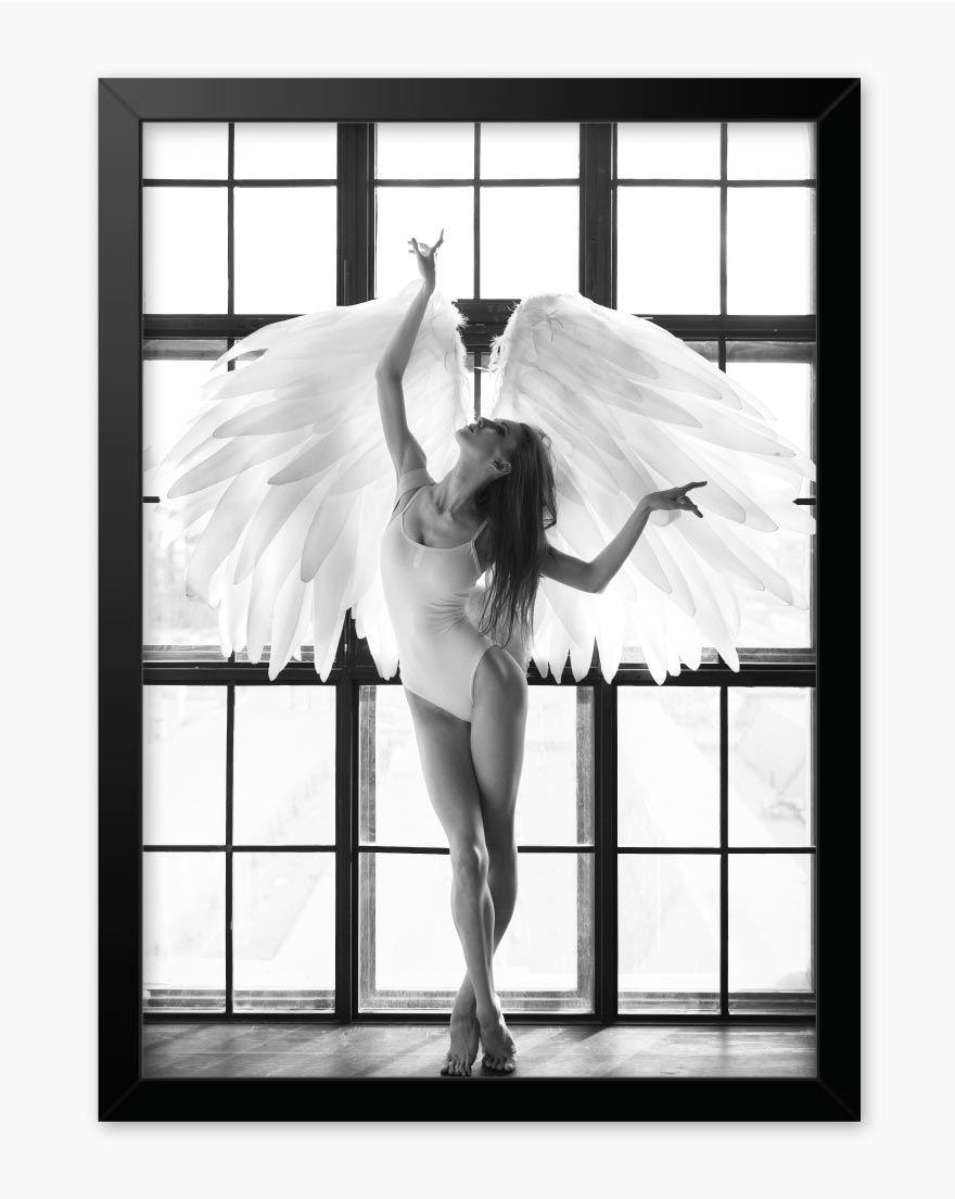 Quadro Angel Woman