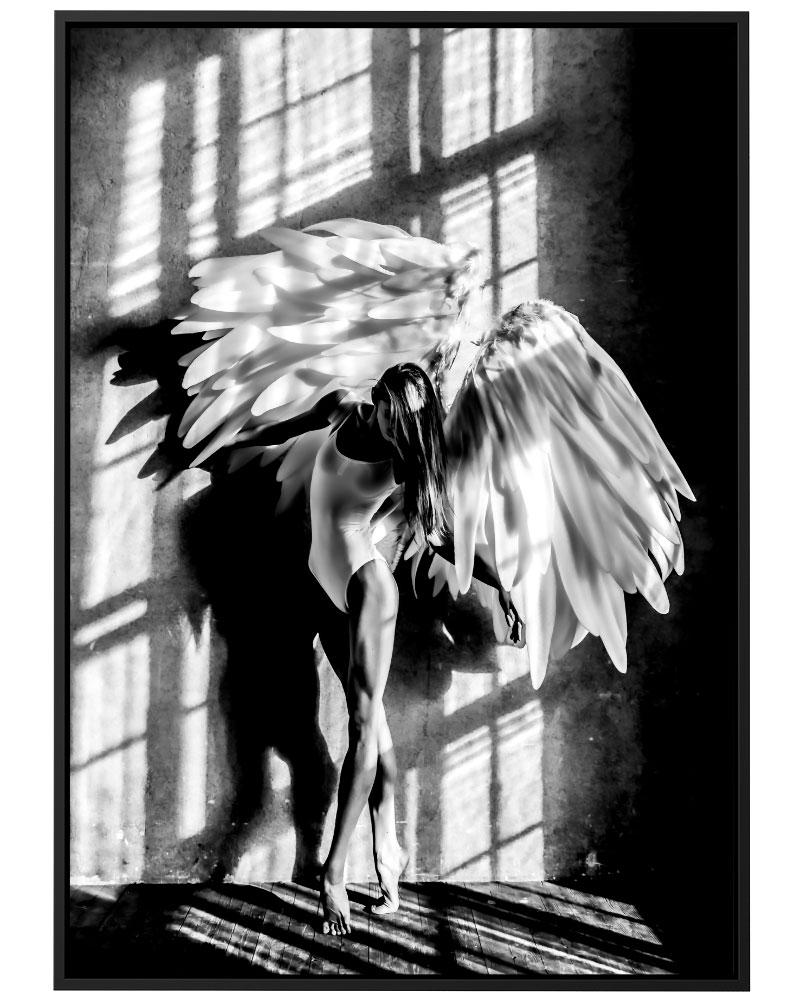 Quadro Angel Woman I