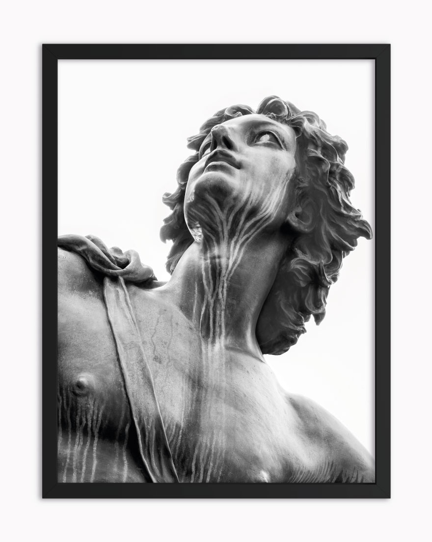 Quadro Artistic Statue